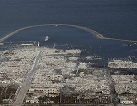 Thành phố thiên đường nổi trở lại sau 25 năm chết chìm