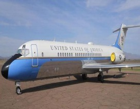 Mỹ rao bán máy bay tổng thống