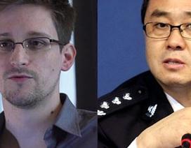 Những điểm tương đồng giữa Snowden và Vương Lập Quân