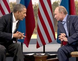 Obama, Putin tìm tiếng nói chung về Syria
