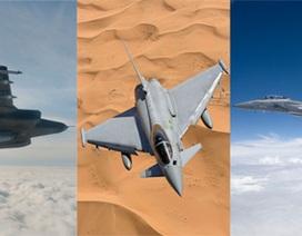Hàn Quốc mở thầu mua 60 máy bay chiến đấu hiện đại