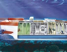 Trung Quốc nung nấu ý định xây phòng thí nghiệm dưới biển