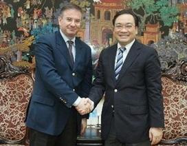 Việt Nam - Italia đối thoại chiến lược lần thứ nhất