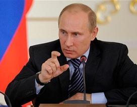 """Putin """"tố"""" Mỹ đe dọa các nước trong vụ Snowden"""