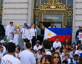 Philippines sắp biểu tình toàn cầu phản đối Trung Quốc