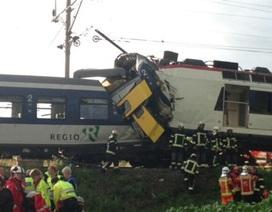 Thụy Sĩ: Hai tàu hỏa đấu đầu, 36 người thương vong