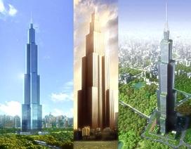 Tháp cao nhất thế giới của Trung Quốc đối mặt nhiều nghi vấn