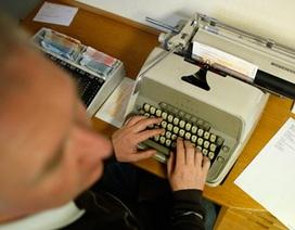 Sợ bị rò rỉ thông tin, Nga quay về máy chữ thủ công