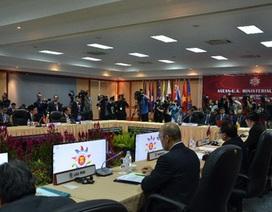 Hội nghị Bộ trưởng Ngoại giao giữa ASEAN với các đối tác