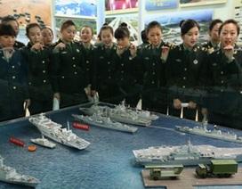 Gần 100% người Nhật, Hàn lo ngại Trung Quốc tăng cường quân sự