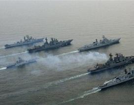 Hạm đội Thái Bình Dương Nga lần đầu nhận chiến hạm mới sau 20 năm
