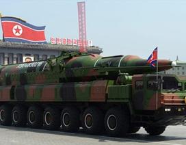 """""""Triều Tiên huy động nhiều tên lửa cho cuộc duyệt binh rầm rộ"""""""