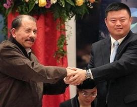 Doanh nhân Trung Quốc đứng sau kênh đào 40 tỷ đô xuyên Nicaragua
