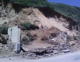 Động đất ở Trung Quốc: 75 người chết, 400 người bị thương