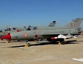 MiG-21 của không quân Ấn Độ gặp nạn, phi công thiệt mạng