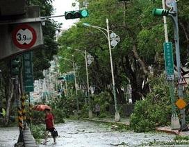 Bão Soulik càn quét miền đông Trung Quốc, 3 người chết