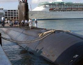 Mỹ tháo dỡ tàu ngầm tấn công hạt nhân Miami