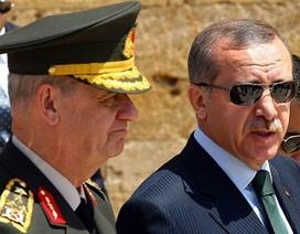 """Tướng Thổ Nhĩ Kỳ lĩnh án tù chung thân trong """"vụ án thế kỷ"""""""