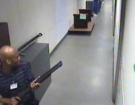 FBI công bố hình ảnh sát thủ tại căn cứ hải quân Mỹ