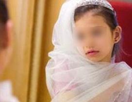 Đau lòng chuyện cô dâu 8 tuổi chết ngay trong đêm tân hôn