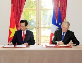 Tuyên bố chung về quan hệ đối tác chiến lược Việt-Pháp