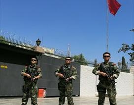 Đại sứ quán Trung Quốc tại Syria bị phe nổi dậy đe dọa tấn công