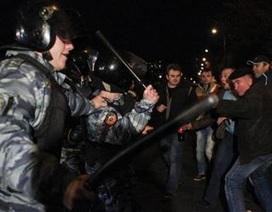Nga: Bạo lực bùng phát tại Mátxcơva