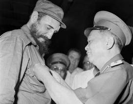 Dư luận thế giới về việc Đại tướng Võ Nguyên Giáp từ trần