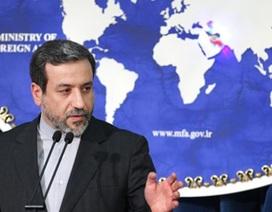 Iran bác mọi điều kiện vận chuyển urani của phương Tây
