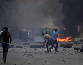 Bạo lực lại bùng phát ở Ai Cập, ít nhất 50 người chết