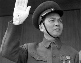Báo chí Trung Quốc viết về Đại tướng Võ Nguyên Giáp