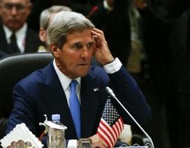 Ngoại trưởng Mỹ hủy thăm Philippines