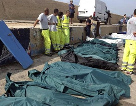 Vụ đắm tàu tại Italia: Hơn 200 người vẫn mất tích