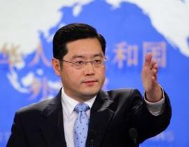 Trung Quốc bác chỉ trích của Úc về vùng phòng không