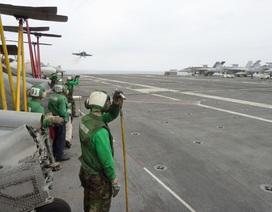 Mỹ quyết duy trì hoạt động trong vùng phòng không Trung Quốc