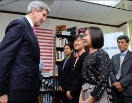 """Ngoại trưởng Mỹ chia sẻ """"ít hoài niệm"""" về Việt Nam"""