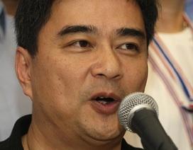 Phe đối lập Thái Lan tẩy chay bầu cử