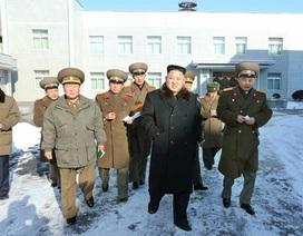 Ông Kim Jong-un thị sát viện quân sự sau vụ tử hình chú dượng