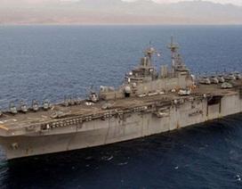 Mỹ tiêu hủy kho vũ khí hóa học của Syria bằng biện pháp thủy phân