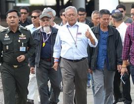 Quân đội Thái Lan bác bỏ lời kêu gọi của phe đối lập
