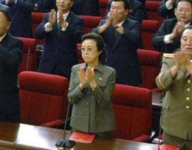 Cô ông Kim Jong-un bình an vô sự sau vụ chồng bị xử tử