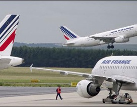 Máy bay Air France bị dọa đánh bom