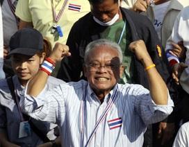 Thủ lĩnh biểu tình Thái Lan tuyên bố đóng cửa Bangkok vô thời hạn