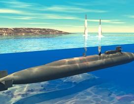Mỹ tập trung 60% hoạt động trinh sát tàu ngầm cho Thái Bình Dương