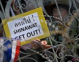 """Người biểu tình Thái xuống đường ủng hộ """"đóng cửa"""" Bangkok"""