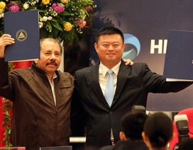 Tỷ phú Trung Quốc xây kênh đào 40 tỷ USD từ cuối năm 2014