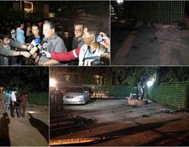 Nhà Thị trưởng Bangkok bị ném lựu đạn