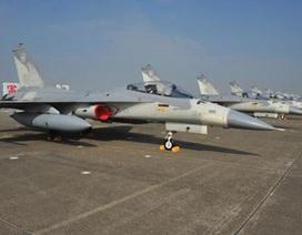 """Đài Loan trình làng máy bay chiến đấu trang bị """"vũ khí thông minh"""""""