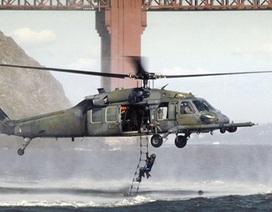 Trực thăng không quân Mỹ rơi ở Anh, 4 người chết