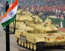Ấn Độ muốn tăng 10% chi tiêu quốc phòng